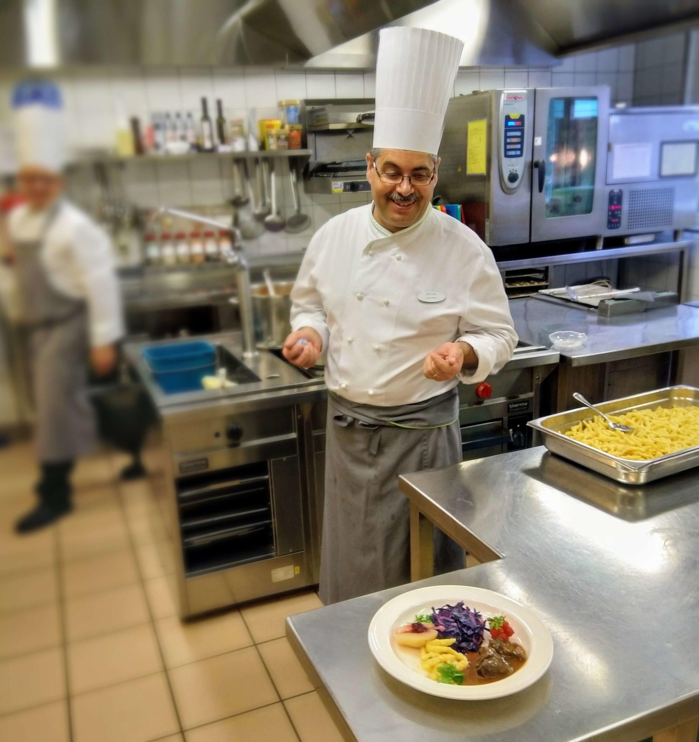 Restaurants - Chef