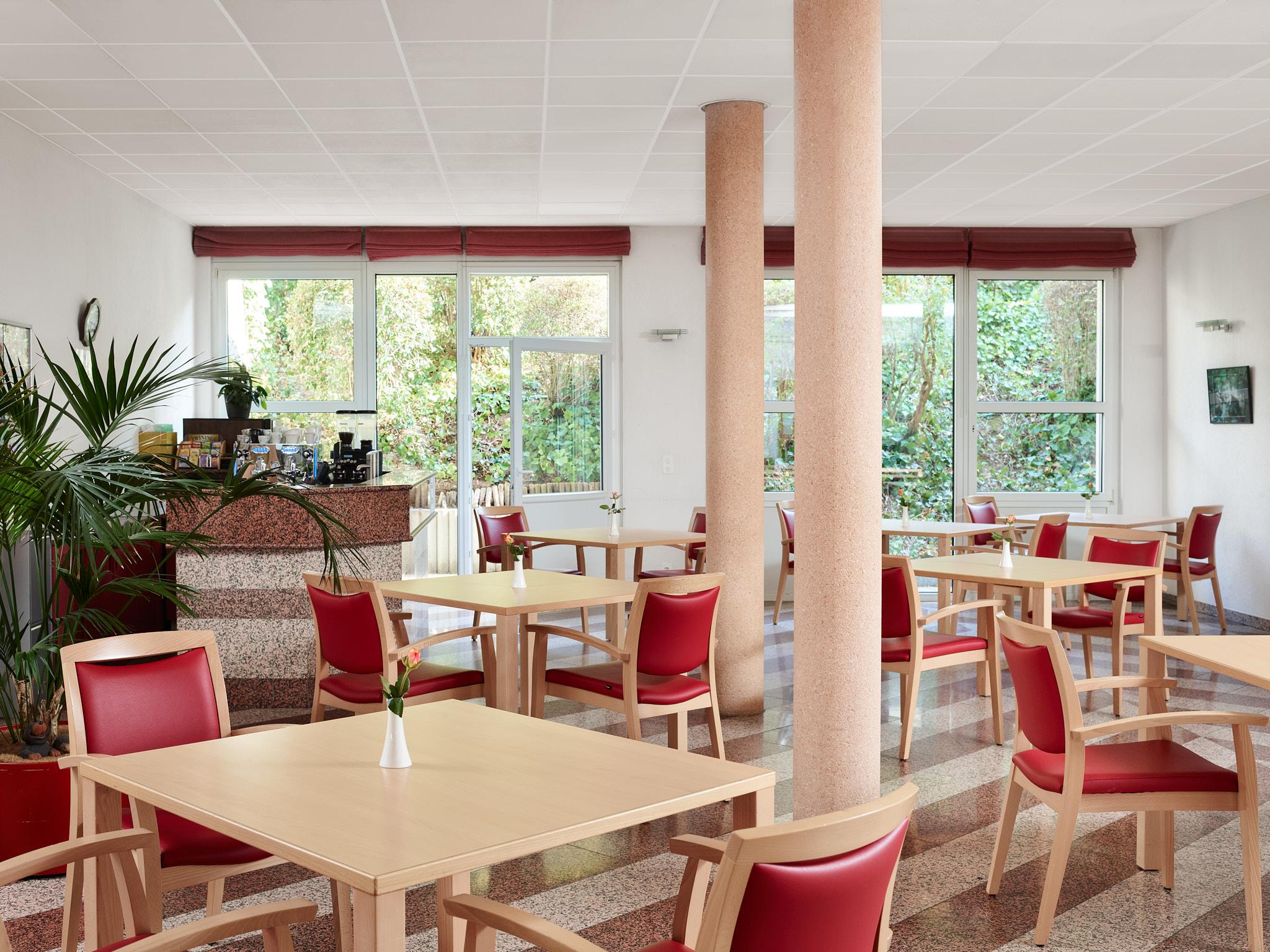 EMS Meyrin - Résidence Jura - Cafétéria